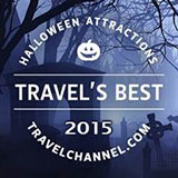 Travel Channel's Best Halloween Attractions 2015