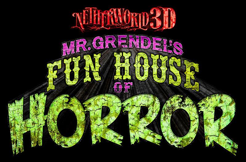 Mr. Grendelu0027s 3D Fun House Of Horrors!