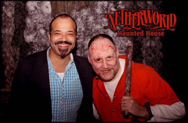 Jeffrey Wright at NETHERWORLD