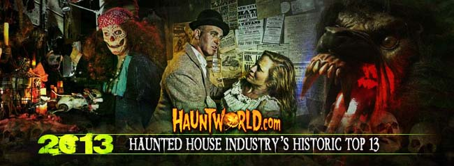 NETHERWORLD #1 Haunted House