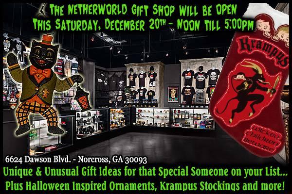 Gift Shop Open!