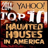 Yahoo! Top 10 Haunted Houses in America
