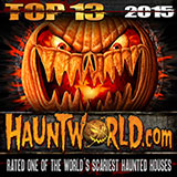 One of Hauntworld.com's Top 13 Scariest Attractions 2015