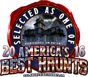 America's Best Haunts 2016