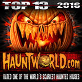 Hauntworld Top 13 2016