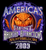 Americas Best Haunted Houses 2009
